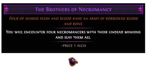 The Brothers of Necromancy