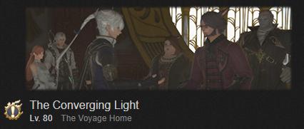 The Converging Light