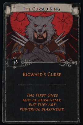 The Cursed King Divination Card Poe Farming Rigwald S Curse One of the best ways to farm poe currency is to complete daily quests, as killing the monsters, items. poe currency