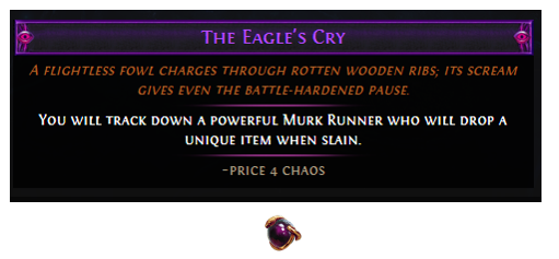 The Eagle's Cry