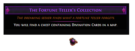 The Fortune Teller's Collection