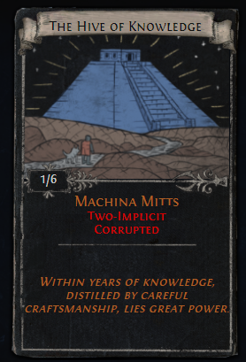 The Hive of Knowledge