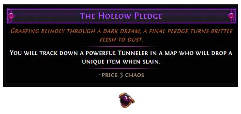 The Hollow Pledge