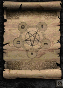 The Scroll of Inifuss
