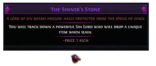 The Sinner's Stone