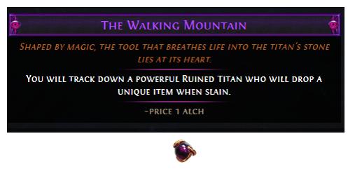 The Walking Mountain