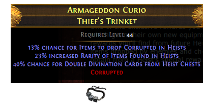 Thief's Trinket Example