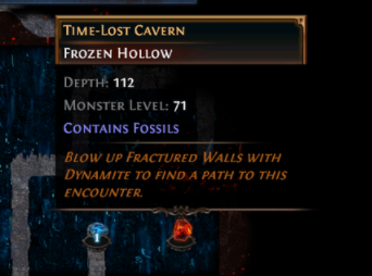 Time-Lost Cavern