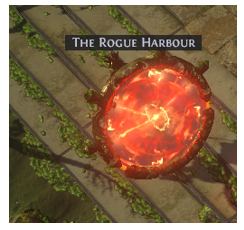 Travel to Rogue Harbour