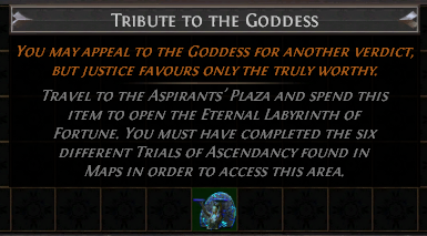 Tribute to the Goddess