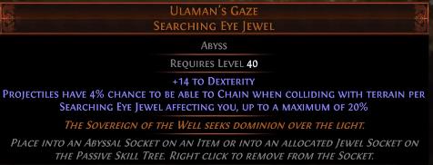 Ulaman's Gaze