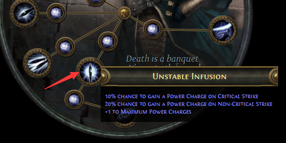 Unstable Infusion