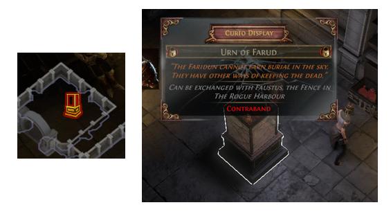 Urn of Farud Location