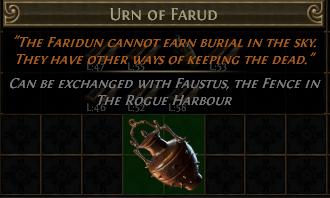 Urn of Farud