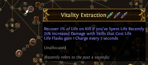 Vitality Extraction PoE