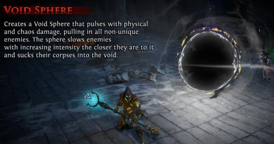 Void Sphere Build