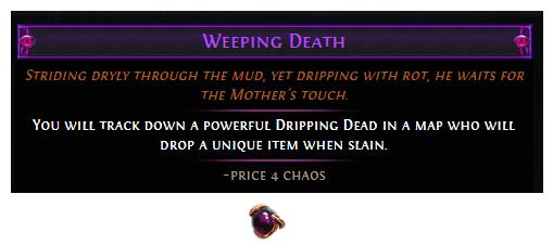 Weeping Death