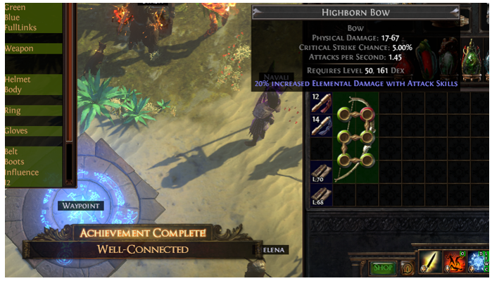 Well-Connected PoE