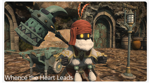 Whence the Heart Leads FFXIV