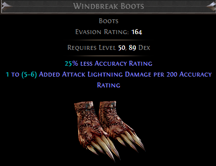Windbreak Boots