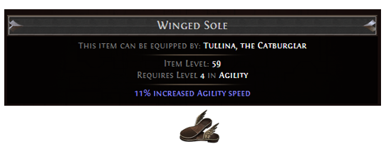 Winged Sole