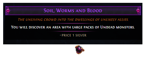 Soil, Worms and Blood