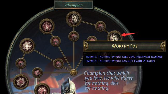 Worthy Foe