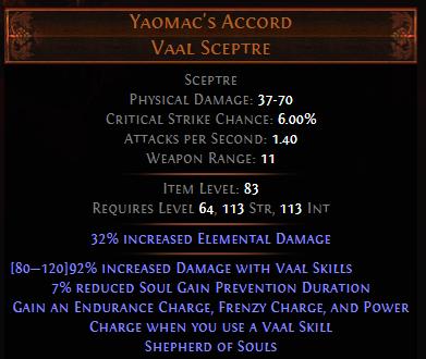 Yaomac's Accord