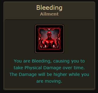 You are Bleeding